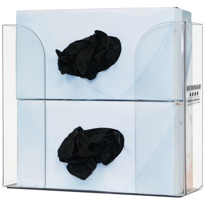 Glove Box Dispenser - Double