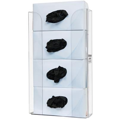 Glove Box Dispenser - Quad
