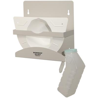Bedpan/Urinal Dispenser