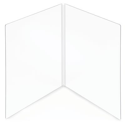 Protective Barrier - Hinged - Medium