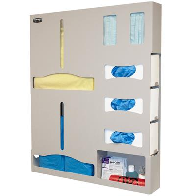 "Protective Wear Organizer - 4"" - Double Gown"